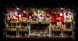 Editorial, o 8 de novembro de 2015: França: Alsácia: Gertwiller: Gingerbre Imagens de Stock Royalty Free