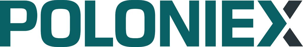 Editorial - plataforma da troca de Poloniex para moedas ilustração royalty free