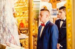 Editorial reportage Last bell Lutsk 11th grade high school 14 30.05.15 Royalty Free Stock Photo