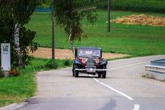 Editorial,12 September 2015: France: XXXIIeme Festival Enthousia Stock Photos
