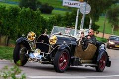 Editorial,12 September 2015: France: XXXIIeme Festival Enthousia Royalty Free Stock Photo