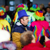 Editorial,14st February 2016: Selestat, France: Carnival and par Stock Images