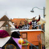 Editorial,14st February 2016: Selestat, France: Carnival and par Stock Photos