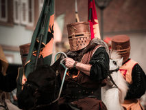 Editorial,14st June 2015: Chatenois, France: Fete des Remparts d Royalty Free Stock Photo