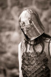 Editorial,14st June 2015: Chatenois, France: Fete des Remparts d. E Chatenois. Fancy-dress medieval holiday and festival in old castle Stock Image