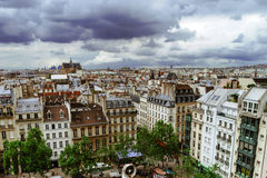 Editorial,13th May 2016:  Paris, France. Traditional Paris stree Stock Images
