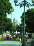 Editorial Trianna park Vegueta Grand Canary Island Spain Stock Photography