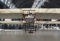 Editorial Voisin-de Abastecimento Francês fez o avião antigo Bruxelas Fotografia de Stock Royalty Free