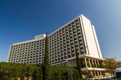 Editoriale, Hilton Athens Hotel immagini stock