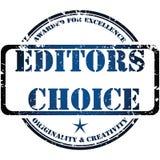Editors choice Royalty Free Stock Image