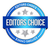 Editors choice concept Stock Images