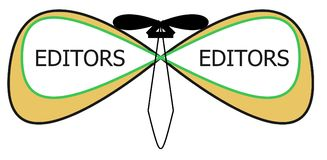 Editors eye glass logo. For printing business recommended for use in photography,lens,sun-glass,eBook,books,newspaper where article publish regularly. it can Stock Images