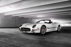 Edizione commemorativa Chevrolet Corvette Fotografia Stock