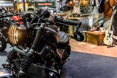 Edizione del ribelle H2C di Honda all'Expo internazionale 2016 del motore della Tailandia Fotografia Stock