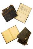 Edizione del vecchio libro Fotografia Stock