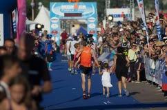 Edizione 2013, Nizza, Francia di Ironman Immagine Stock