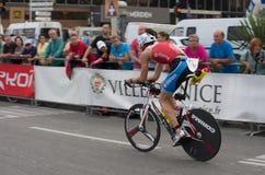 Edizione 2013, Nizza, Francia di Ironman Fotografia Stock Libera da Diritti