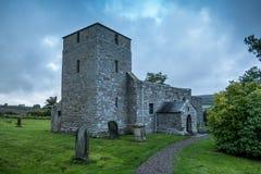 Edlingham Church Stock Image