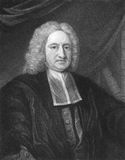 Edmond Halley Royalty Free Stock Photography
