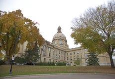 Edmonton alberta lagstiftande församling i nedgång Arkivfoton
