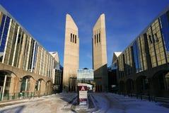Edmonton, Canada-December 27, 2016: Grant MacEwan University Royalty Free Stock Images