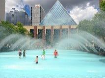 Edmonton City Hall. City hall in Edmonton, Alberta Royalty Free Stock Images