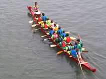 Edmonton Dragon Boat Festival Royalty Free Stock Images