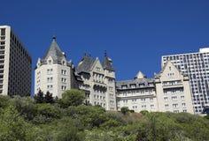 Edmonton hotel Stock Images