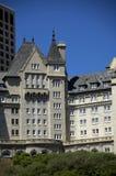 Edmonton hotel Royalty Free Stock Images