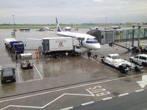 Edmonton internationell flygplats Royaltyfri Bild