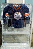 Edmonton Oilers jersey Stock Images