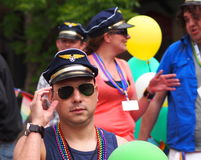 Edmonton Pride Parade Royalty Free Stock Images