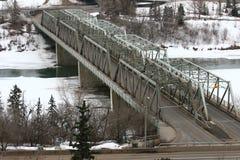 Edmonton Winter Stock Photo