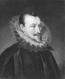 Edmund Spenser Stock Image