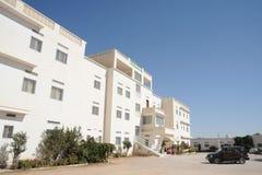 Edna Adan University Hospital placeras i Hargeisa, republiken av Somaliland Royaltyfri Fotografi