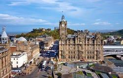 Ednburgh Scotland Stock Images
