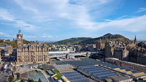 Edinburgh Scotland Royalty Free Stock Photography