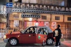 Edo-style architecture in Kyoto, Japan