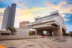 Edo Tokio muzeum w Tokio, Japonia obraz stock