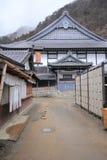 Edo Wonderland, Japão imagens de stock