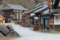 Edo Wonderland, Japão foto de stock