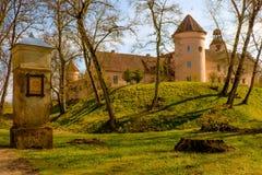 Edole城堡 免版税库存照片