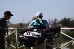 Edouard Dubois a golf aperto, Marbella di Andalusia Fotografie Stock Libere da Diritti
