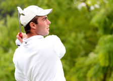 Edouard Dubois at the Golf Open de Paris 2009 Stock Image