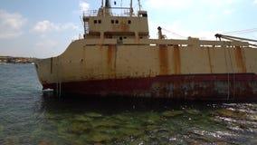 Edro III wraku statek w Pegeia, Cypr zbiory