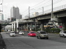 EDSA und MRT Lizenzfreie Stockfotos