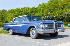 1957年Edsel别动队员 库存照片