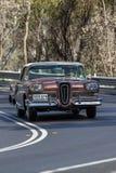 1958年Edsel引证敞篷车 免版税库存图片