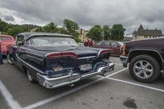 1958年Edsel海盗4门轿车Hardtop 免版税库存照片