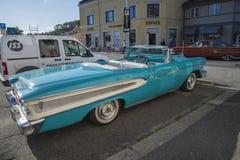 ?????????? ? ???????? ?????? 1958 ?????? Edsel Стоковые Изображения